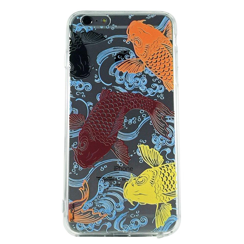 Koi Pond - New Animal Koi Fish Cell Phone Case iPhone 6 plus ip6 plus