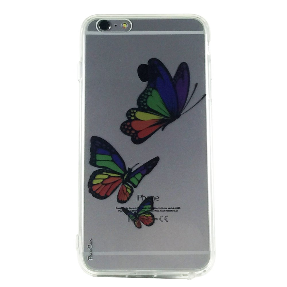 Fly My Butterfly - New Animals Butterfly Cell Phone Case iPhone 6 ip6