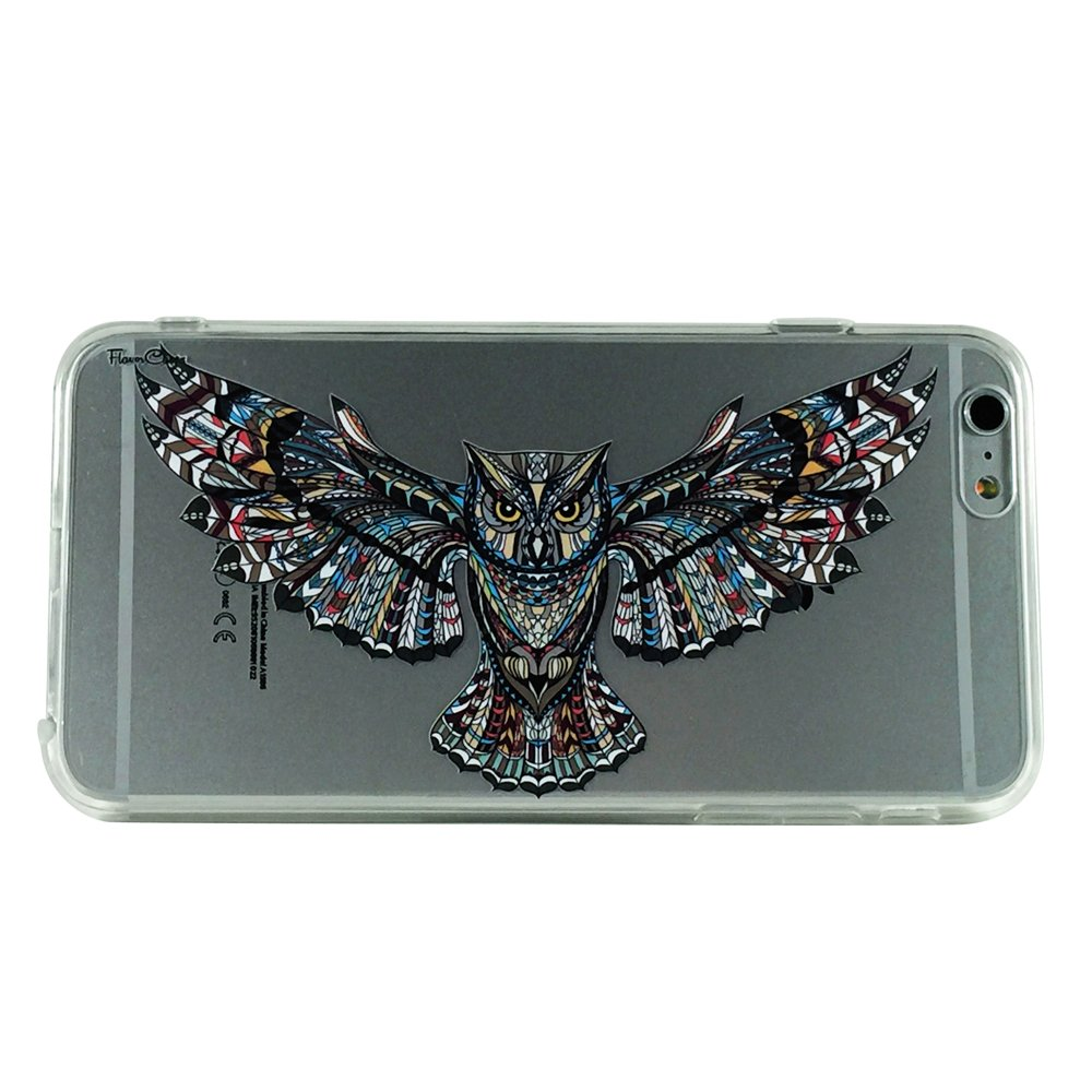 Owl & Co - New Animal Owls Pattern Cell Phone Case iPhone 6 plus ip6 plus