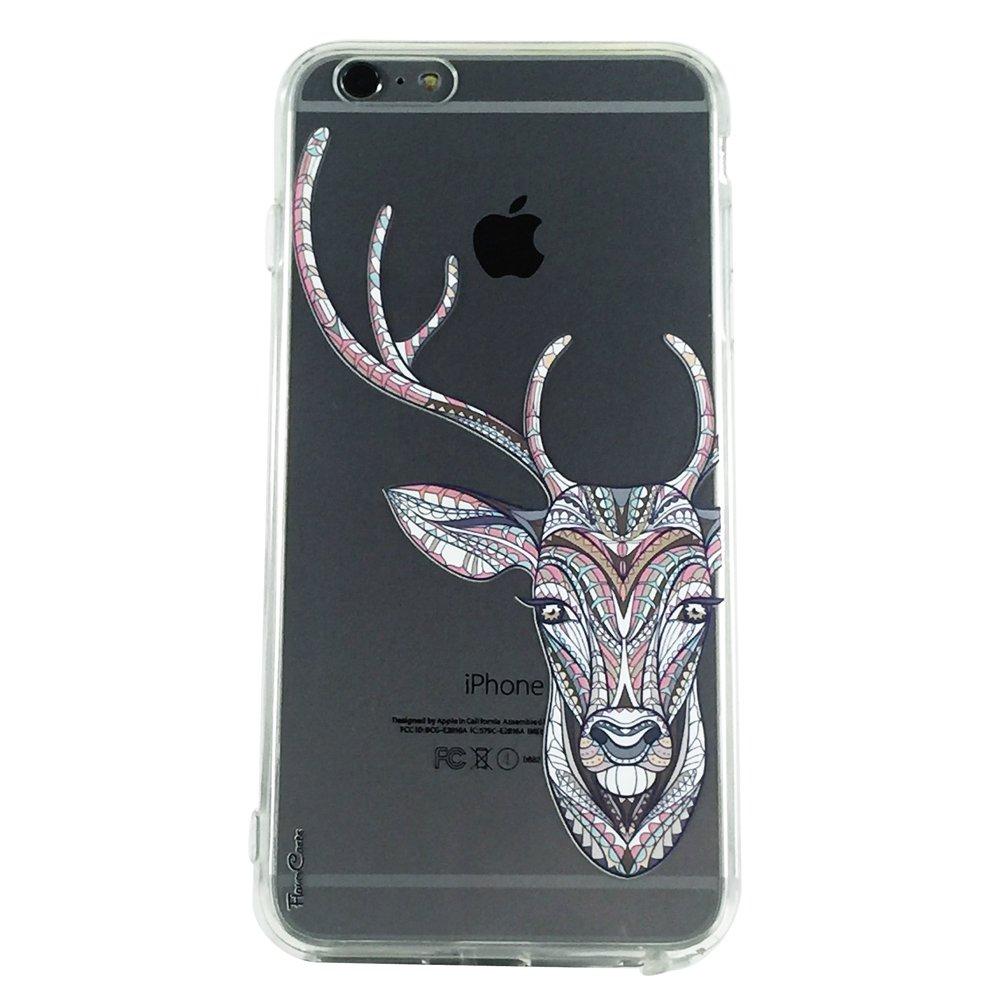 Deer & Co - New Animals Deer Pattern Cell Phone Case iPhone 6 ip6
