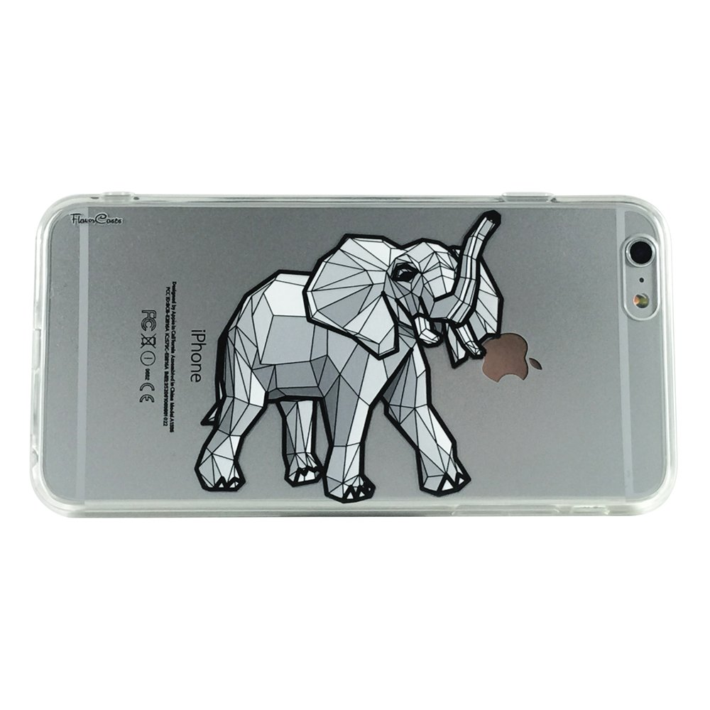 Gentle Giant - New Animal Elephant iPhone 6 ip6