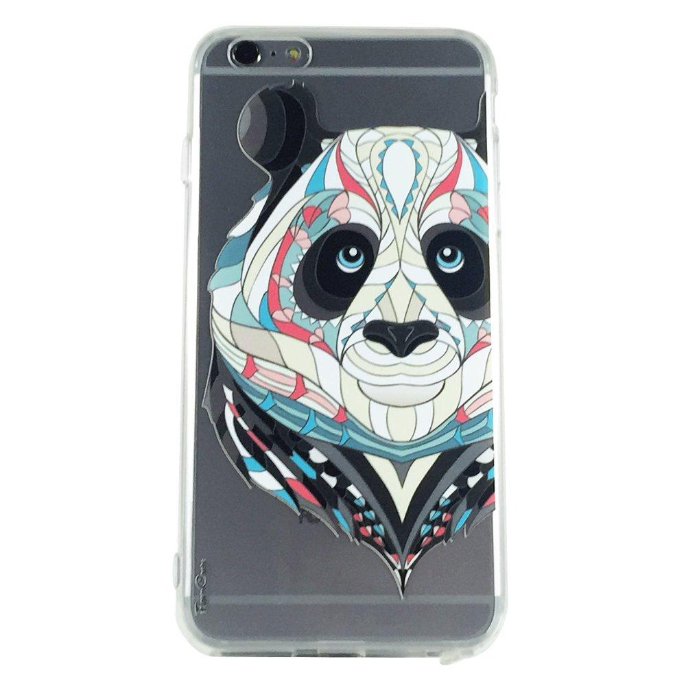 Panda & Co - New Panda Animals Pattern Cell Phone Case iPhone 6 plus ip6 plus