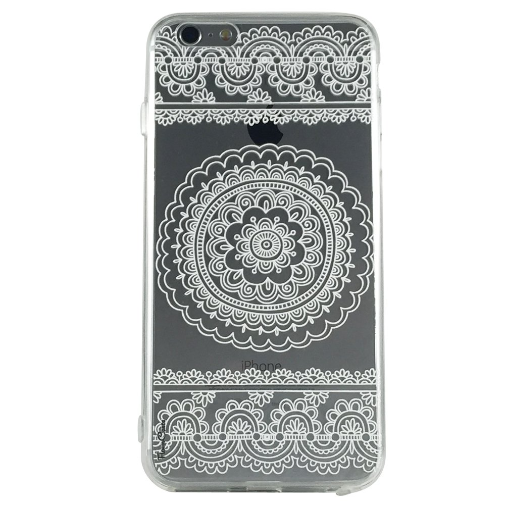 Mandala Pattern Type 9 -New Henna Pattern Cell Phone Case iPhone 6 ip6