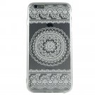 Mandala Pattern Type 9 -New Henna Pattern Cell Phone Case iPhone 6 ip6