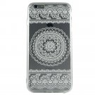 Mandala Pattern Type 9 -New Henna Pattern Cell Phone Case iPhone 6 plus ip6 plus