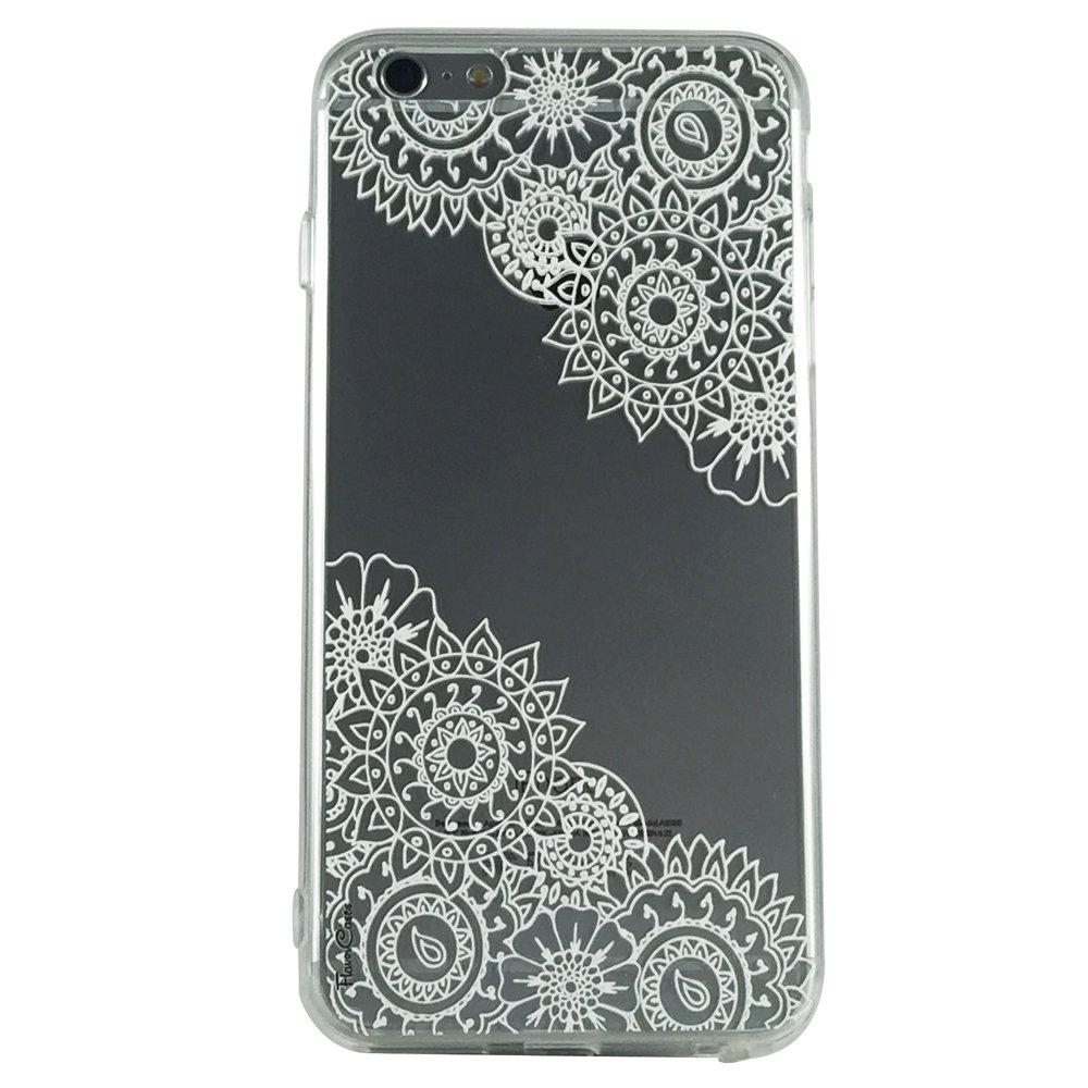Mandala Pattern Type 12 - Henna Mandala Cell Phone Case iPhone 6 ip6