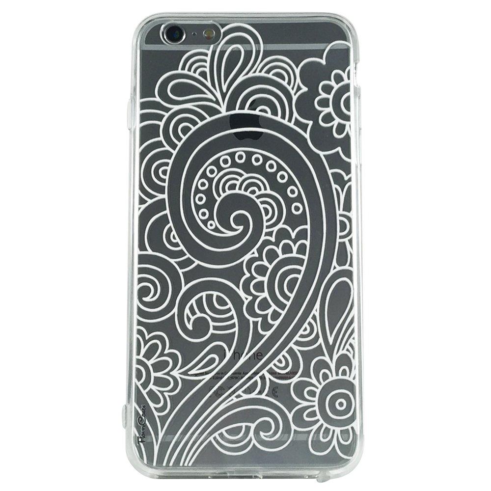 Mandala Pattern Type 3 - New Henna Mandala Cell Phone Case iPhone 6 ip6