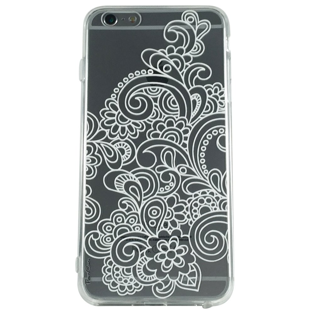 Mandala Pattern type 4 -New Henna Mandala Cell Phone Case iPhone 6 ip6