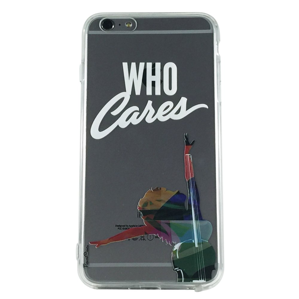 Who Cares - New Phrase Quotes Cell Phone Case iPhone 6 ip6