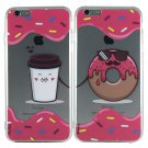 Breakfast Lovers - New Food Lovers Donut Cell Phone Case iPhone 6 plus ip6 plus