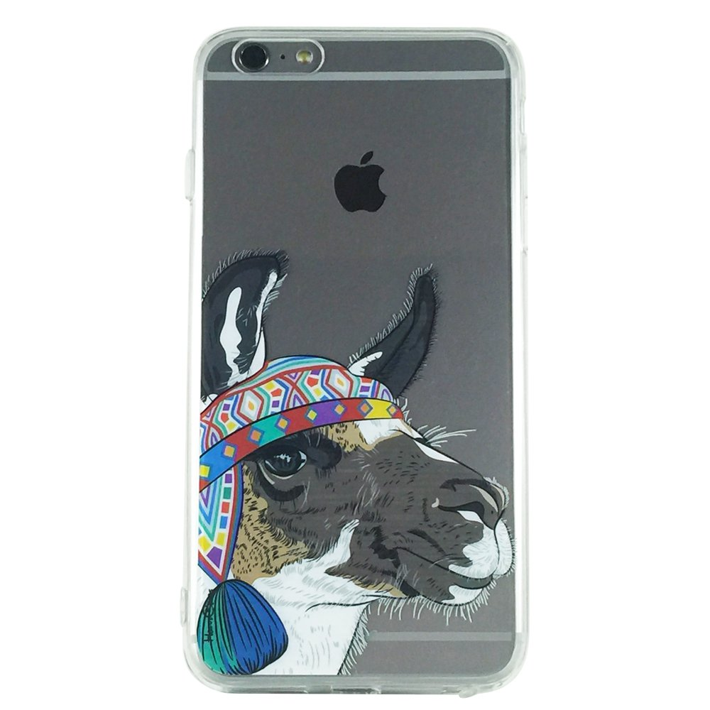 Llama Del Rey - Animal Llama Cell Phone Case iPhone 6 ip6