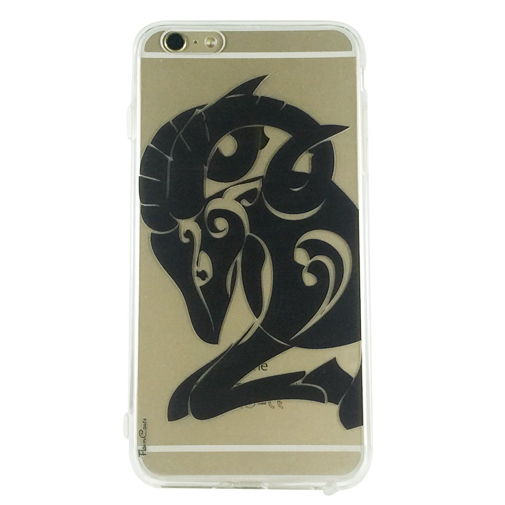 Western Zodiac Aries - Zodiac Signs Cell Phone Case iPhone 6 plus ip6 plus