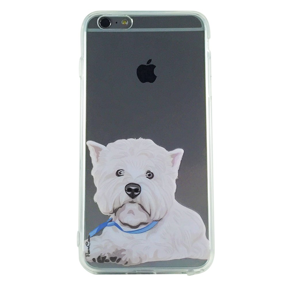 Belvedere - The Westie - Dog Westie Cell Phone Case iPhone 6 ip6s