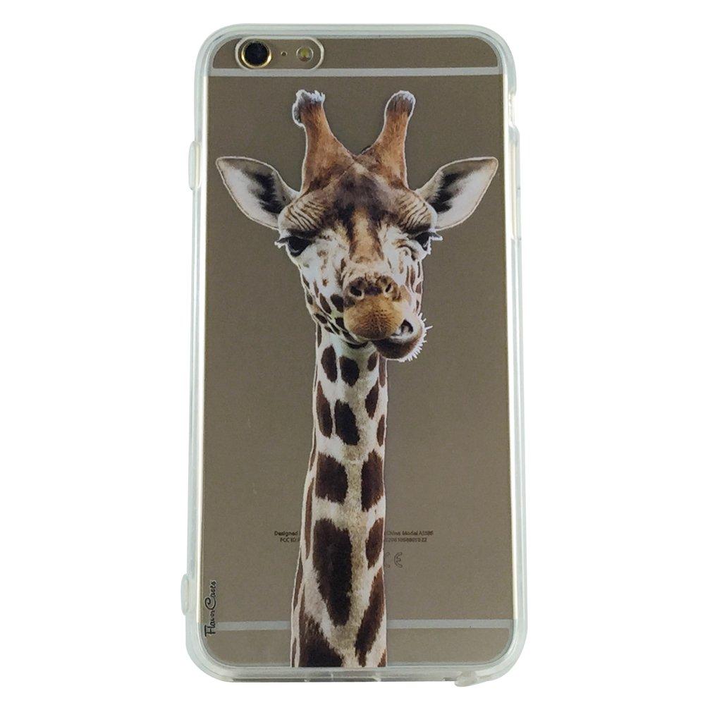 Goofy Giraffe - Animal Giraffe Cell Phone Case iphone 6 ip6