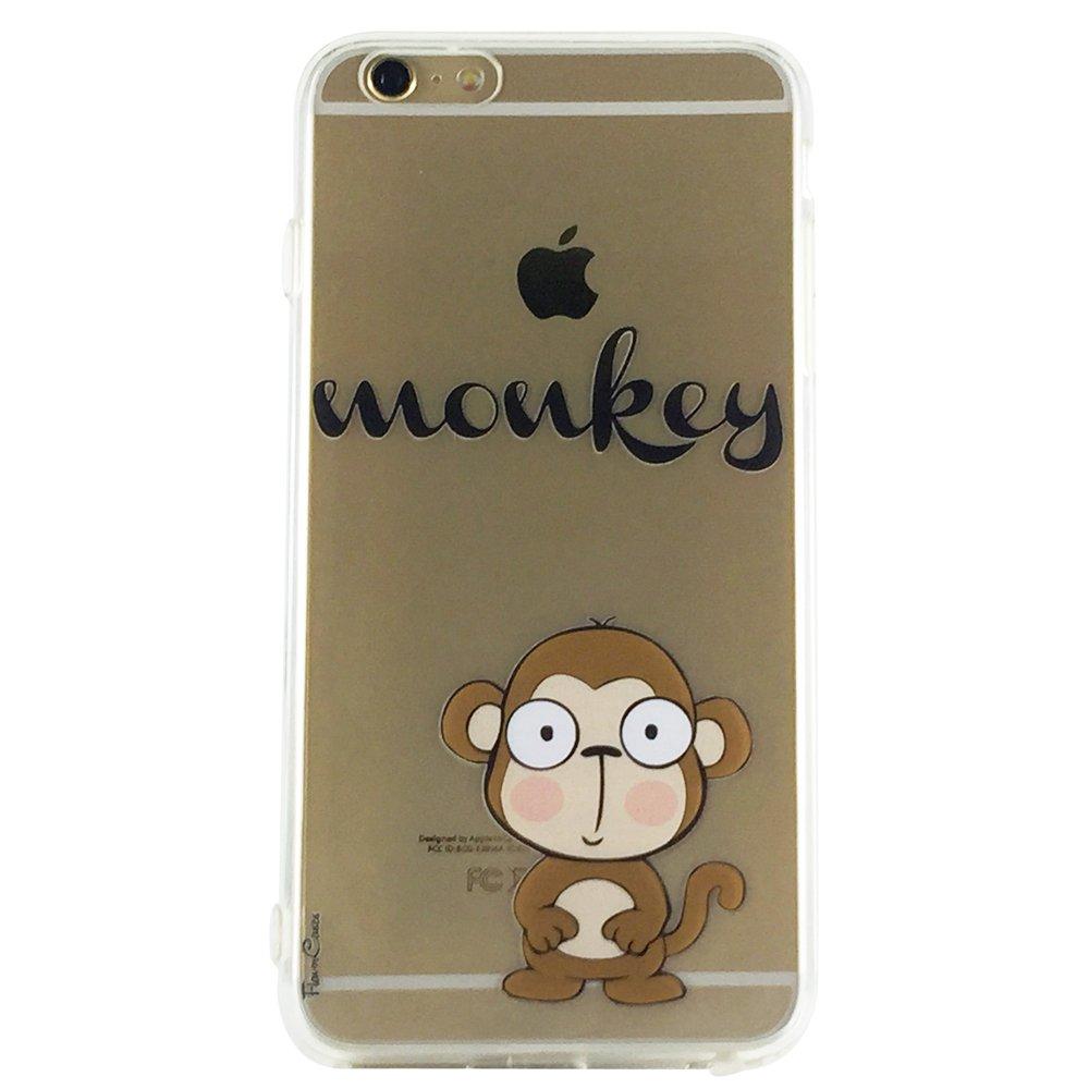 Chinese Zodiac - Monkey - Animal Zodiac Cell Phone Case iphone 6 ip6