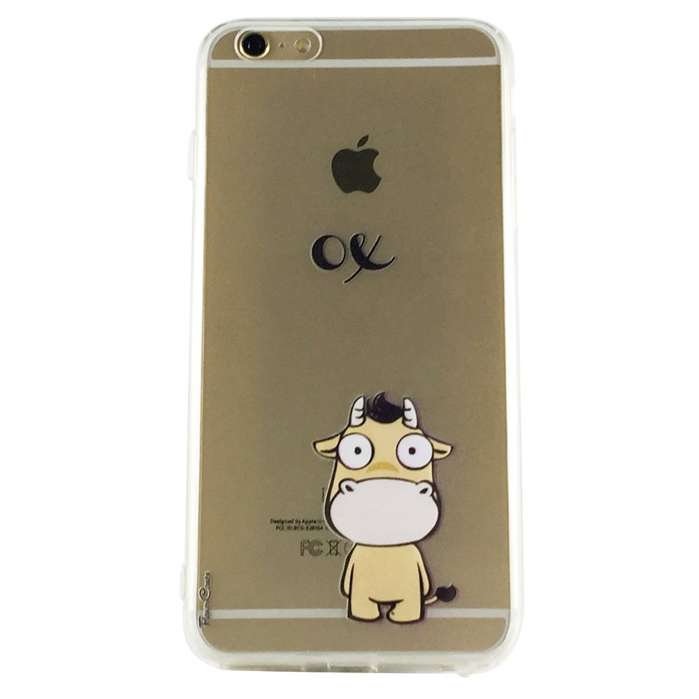 Chinese Zodiac - Ox - Animal Zodiac Cell Phone Case iphone 6 ip6