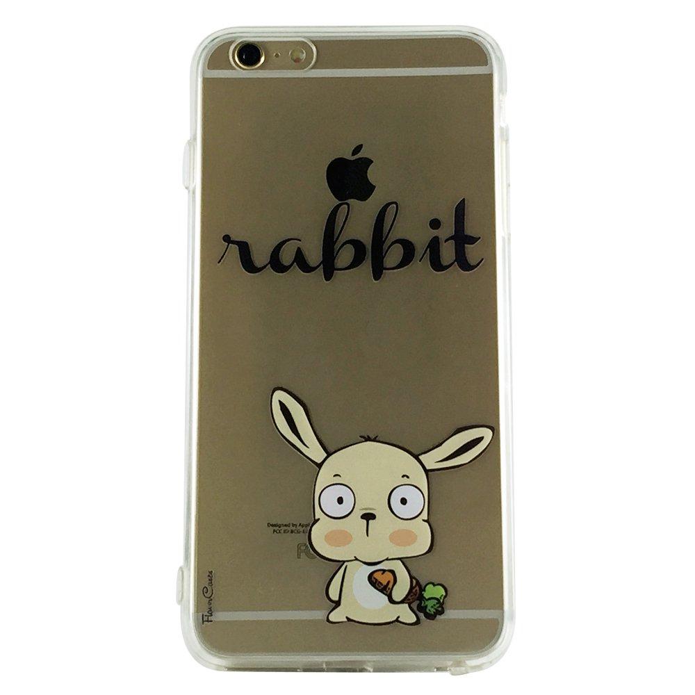 Chinese Zodiac - Rabbit - Animal Zodiac Cell Phone Case iphone 6 plus ip6 plus