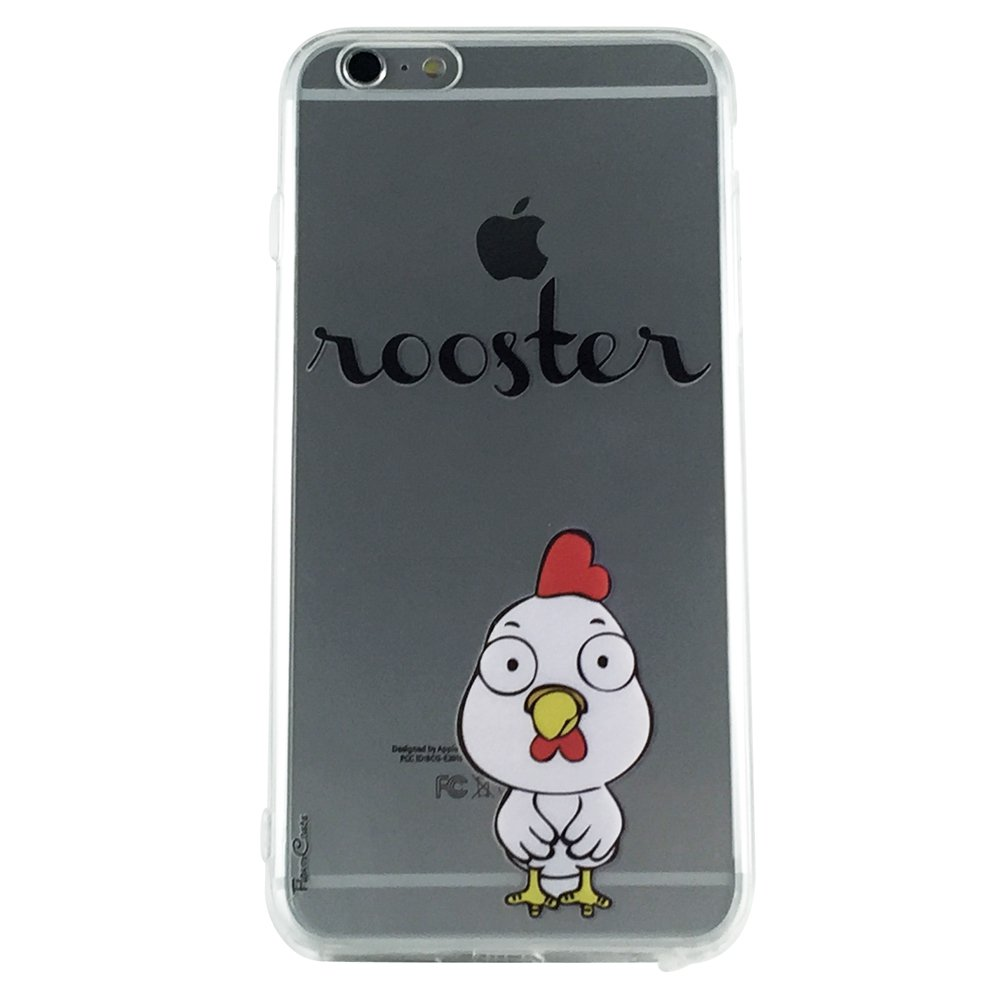 Chinese Zodiac - Rooster - Animal Zodiac Cell Phone Case iphone 6 ip6
