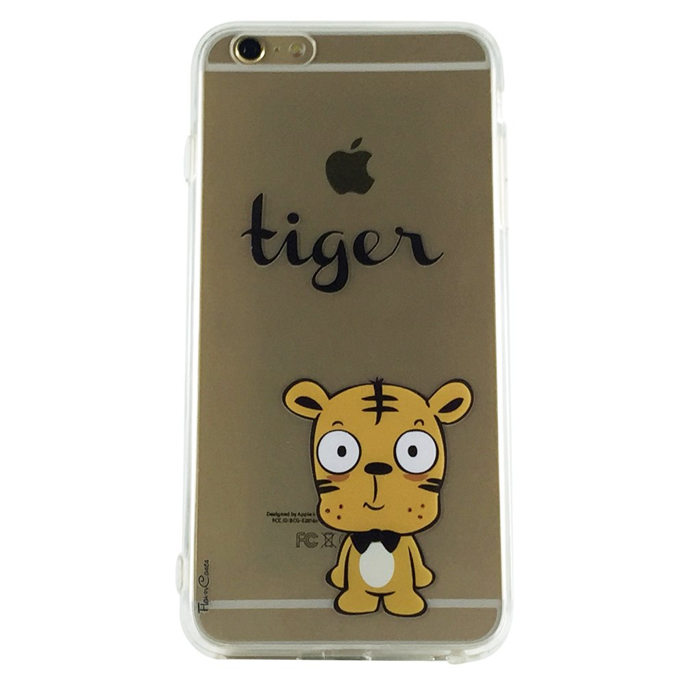 Chinese Zodiac - Tiger - Animal Zodiac Cell Phone Case iphone 6 ip6