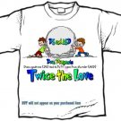 T-shirt, DOWN SYNDROME and AUTISM - Dual Diagnosis - (adult 3xlg)