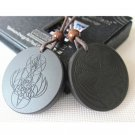 Quantum Scalar Energy Pendants Angel Spiritual Design with Authenticity Ion Card, Gift box, 1 Pc