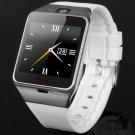 Aplus GV18 Smart Watch Phone with Camera Sync Call Remind NFC Pedometer Sleep Tracker - White