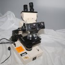 swift duo master microscope as is -rare (V)