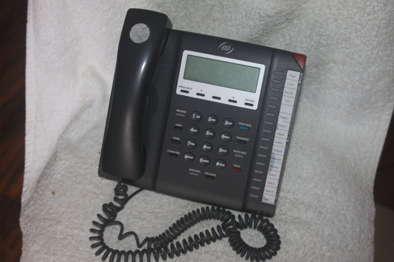 ESI E.S.I 40 SBP IP Digital Multi-Line VOIP Business Phone 5/16
