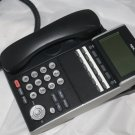 NEC DTL-12D-1 (BK) - DT330 - 12 Button Display Digital Phone Black 5-16