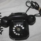 Vintage Automatic Electric Monophone Art Deco Rotary Telephone AS IS