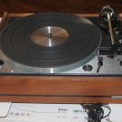 Dual 1229 Turntable -Parts or Repair - powers on/ platter & motor spins AS IS