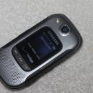 Samsung Convoy 3 SCH-U680 Verizon Rugged Military Designed Flip Phone Black