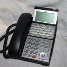 NEC IP3NA-24TXH UX5000 0910048 DLV(XD)Z-Y BK LCD Telephone No AC Plug Clean