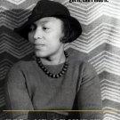 Zora Neale Hurston 18x24 Poster w/ Ouote African American Women Black Americana