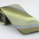 Men's New SIENA COLLEZIONE 100% Silk Tie Green NWOT Necktie Ties GR094