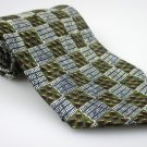 Men's New RON CHERESKIN 100% Silk Tie Green NWOT Necktie Ties GR0118