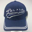 New Baseball Cap PHILADELPHIA City Curved Blue Adjustable Velcro Hat Men's