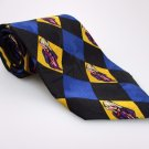 RM STYLE Men's New 100% Silk Tie SCARY FACE NWOT Necktie Ties ST0217