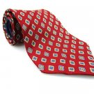TOMMY HILFIGER Men's New 100% Silk Tie Blue Red Yellow NWOT Necktie Ties BL0194