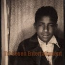 Vintage African-American Handsome Boy Photo Booth Black History Americana People