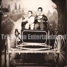 Vintage African-American Children in Old Car Medium Photo Booth Black Americana