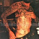 1970s Vintage Tattoo Photo Flash Wild Bill Body Art Old Design Sexy Man Artist