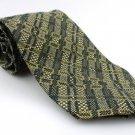Men's New ROBERT STOCK Silk Cashmere Tie Green NWOT Necktie Ties GR0114