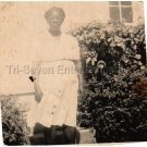 Vintage Lovely Older African American Women Posing Old Photo Black Americana USA