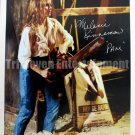 Melanie Kinnaman Hand Signed Friday the 13th Part 5 11x17 Color Poster (New)