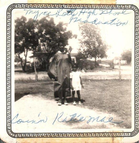 Vintage African American Photo Children Boys Girls Child Kid Old Black Americana