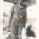 Vintage African American Photo Pretty Woman in Jumpsuit Snow Old Black Americana