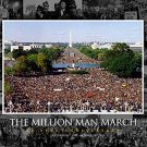 Million Man March 2015 20 Year Anniversary 18x24 Color Poster African American