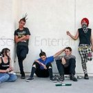 Punk Rock Kids Teens Photo Color 8X12 Picture