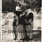 Vintage African American Pretty Woman in Africa Algeria Photo Black Americana